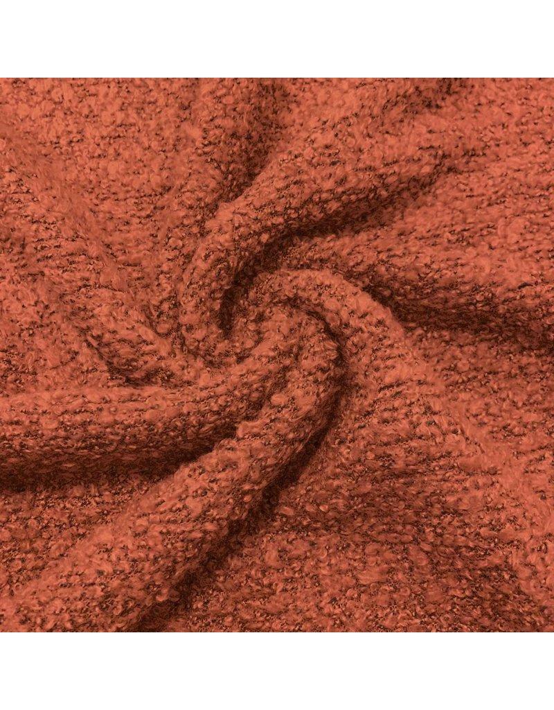 Bouclé Knit BB27 - brique