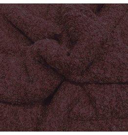 Bouclé Knit BB31 Bordeaux