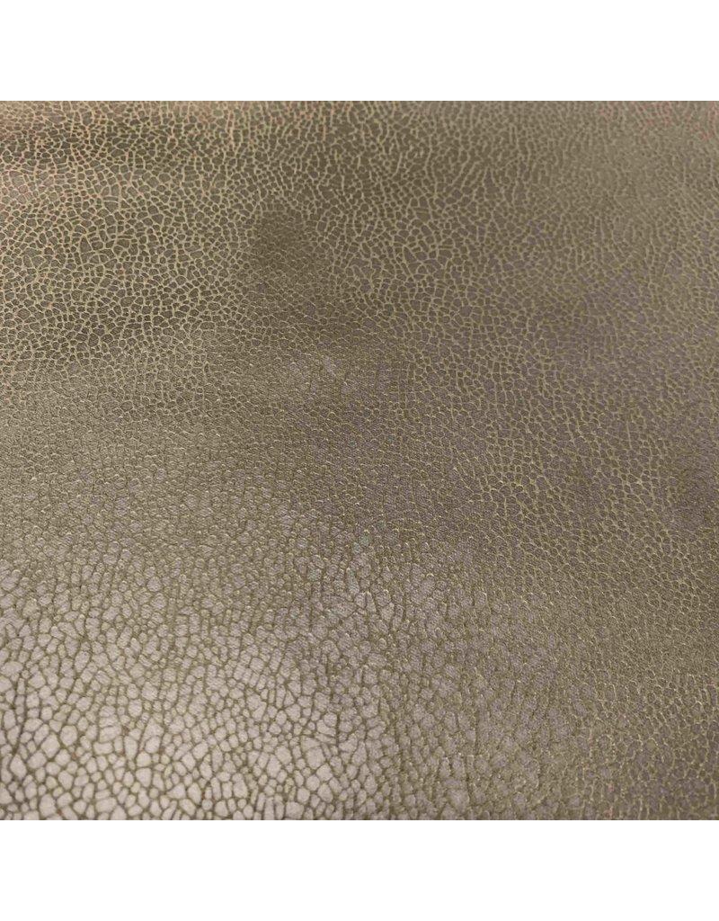 Imitation Leather IL62 - olive green