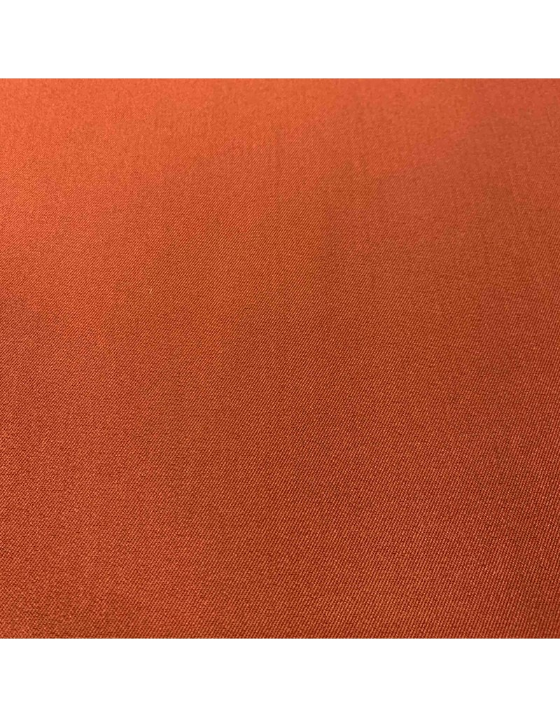 Gabardine Terlenka  Stretch (zwaar) WT93 - Brique