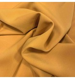 Gabardine Terlenka  Stretch (zwaar) WT94 - zomer geel