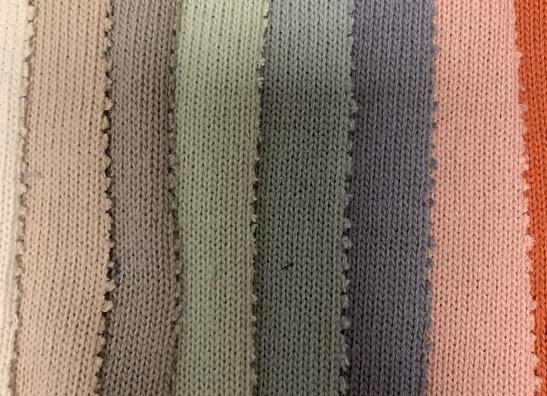 Uni Coton Tricoté