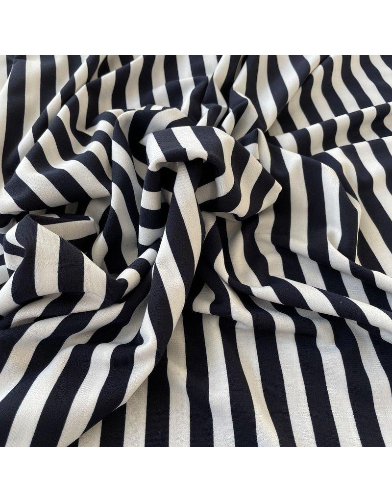 Jersey 2690 weiß / dunkelblau