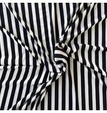 Jersey 2690 wit/donkerblauw