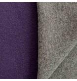 Double Face DF22- violet / gris