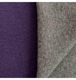 Double Face DF22- purple / gray