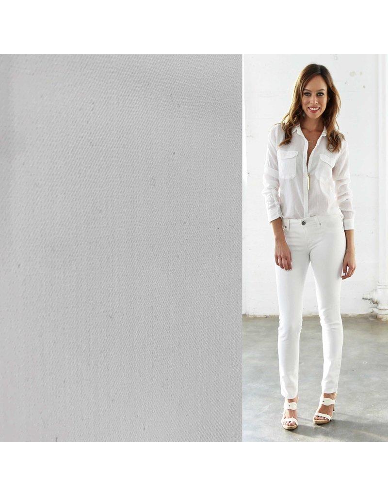 Stretch Jeans JE40 - weiß