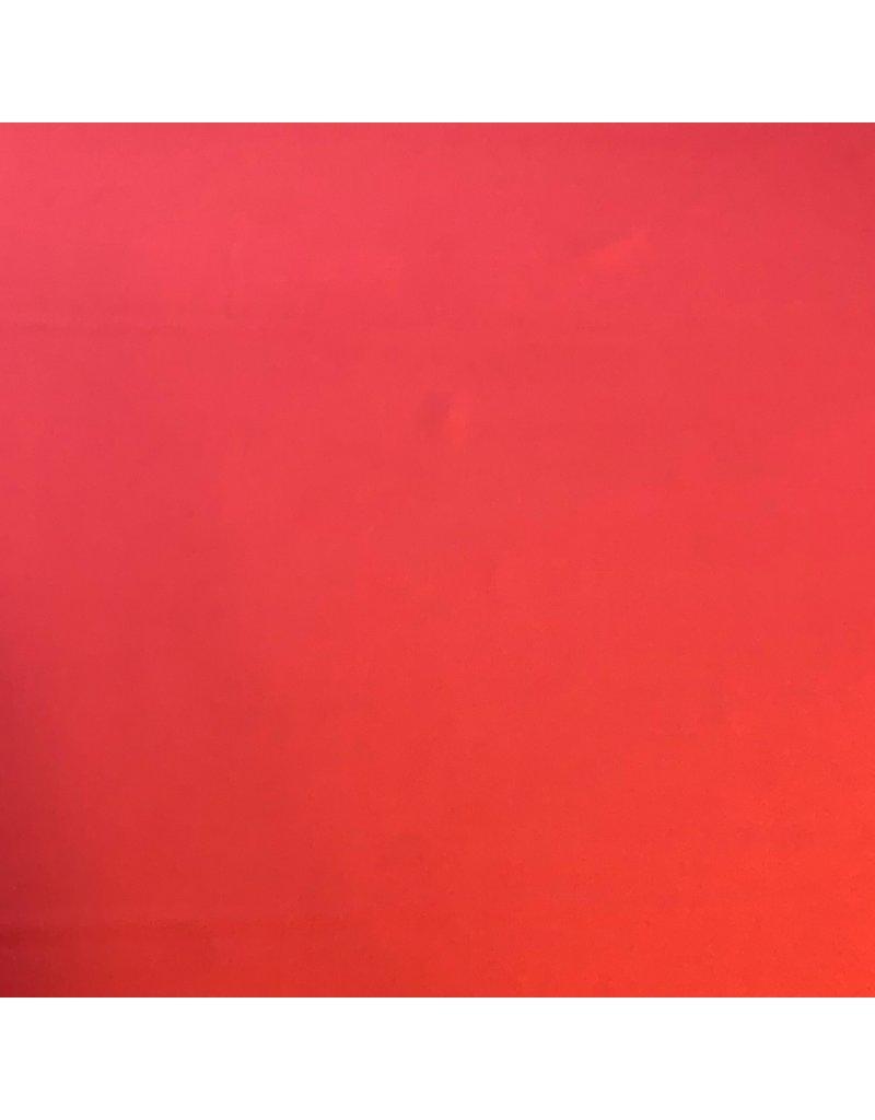 Seidiger Satin - rot - 2736