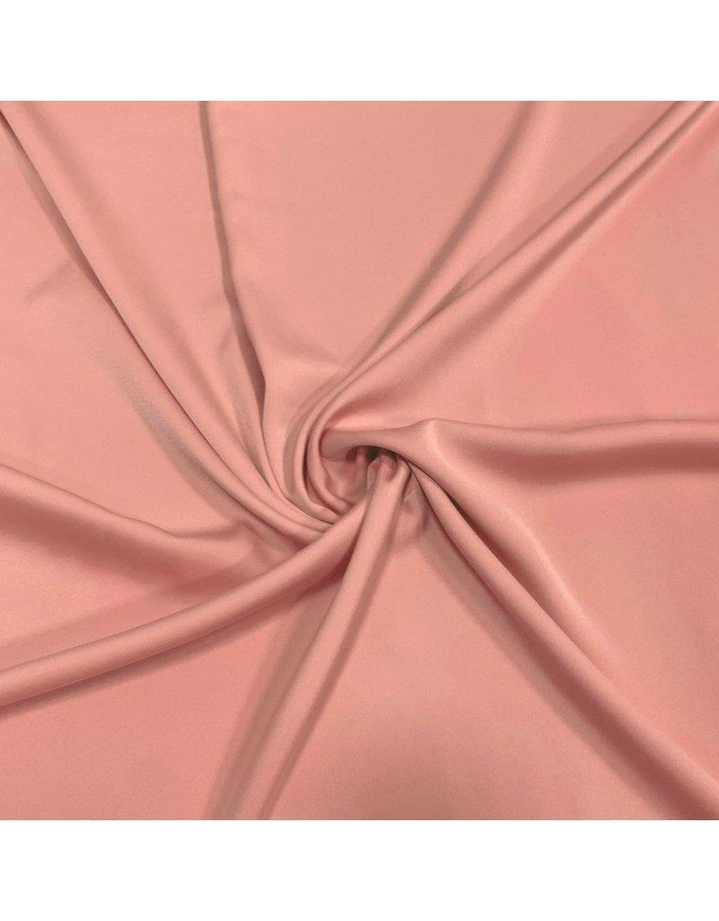 Silky Satin  - zalm roze- 2739