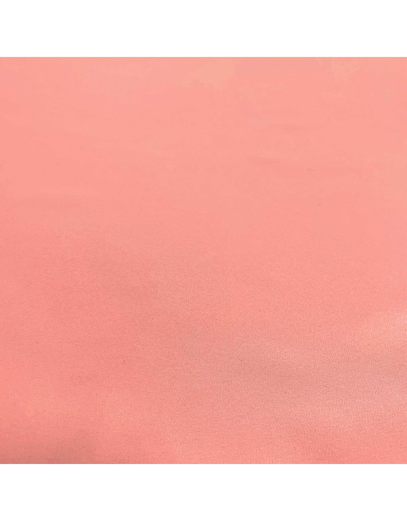 Silky Satin - salmon pink- 2739