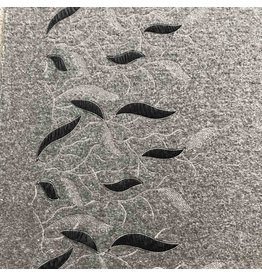 Gekookte Wol met Borduursel W156
