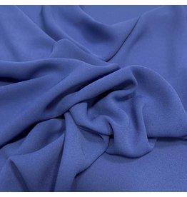 Crepè Chiffon 2770 - intense cobalt blue