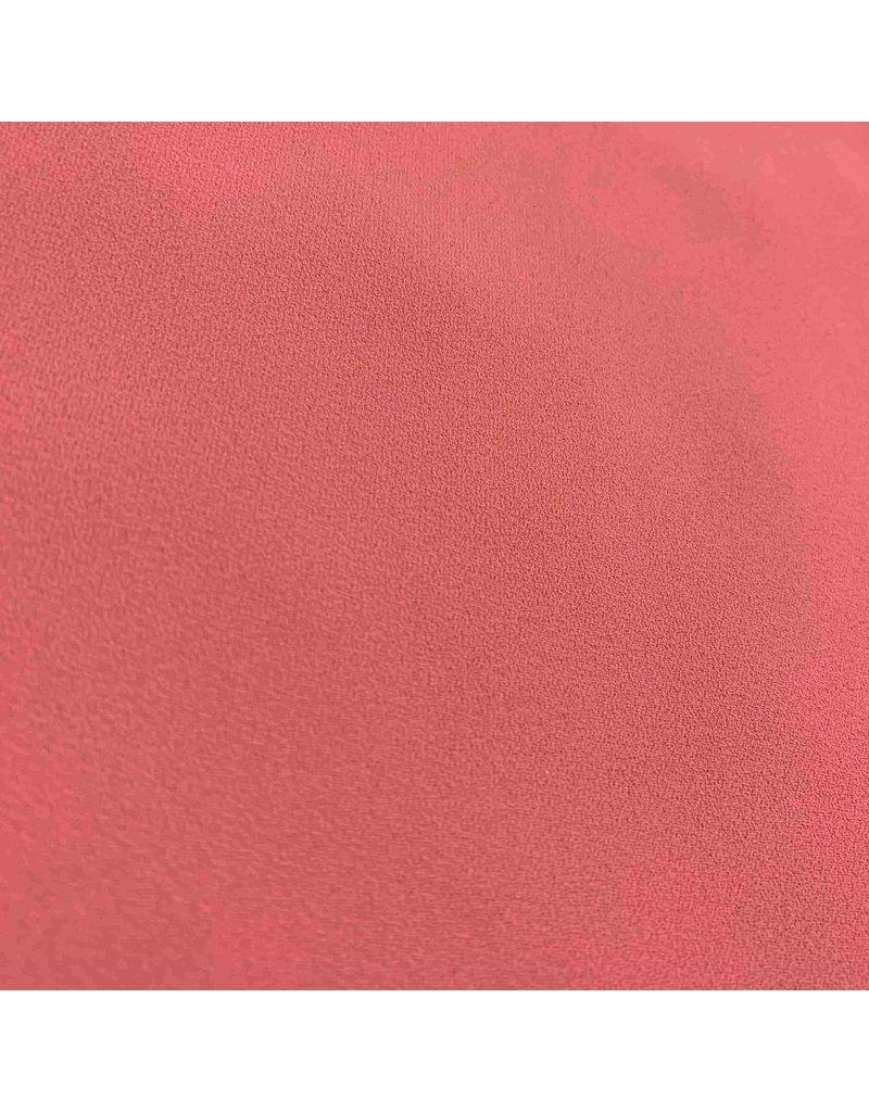 Crèpe Stretch 2795 - rose corail