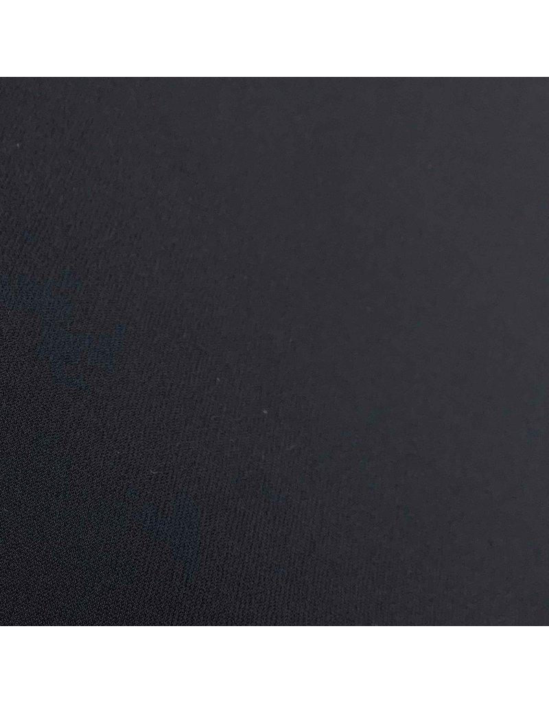 Scuba Crêpe Lite 2801 - Donker blauw