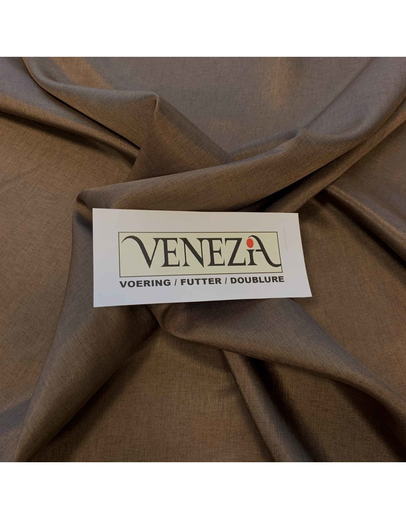 Venezia Futter A41 - dunkles Taupe