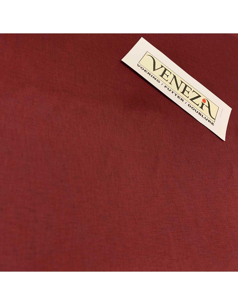 Venezia Voering A43 - wijn rood