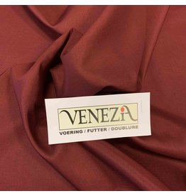Venezia Lining A43 - wine red
