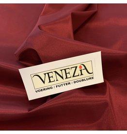 Venezia Stretch Voering AS01 - donkerrood