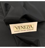 Venezia Stretch Futter AS05- schwarz