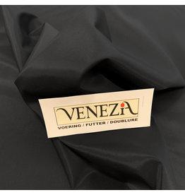 Venezia Stretch Lining AS05- black