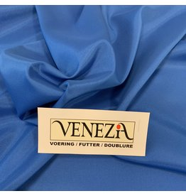 Venezia Stretch Voering AS07- kobalt blauw