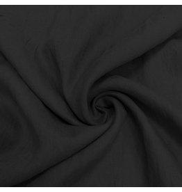 Leinen Super Fine LV06 - schwarz