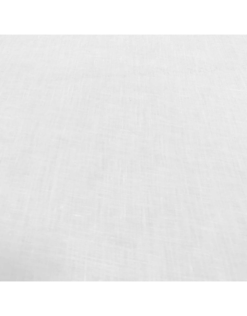 Leinen Super Fine LV08 - weiß