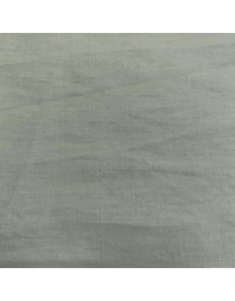 Leinen Super Fine LV12 - grau grün