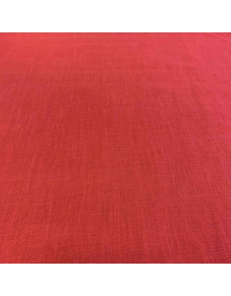 Linnen Super Fine LV15 - rood