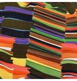 Linen look Viscose Inkjet 3019