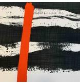 Linen look Viscose Inkjet 3027