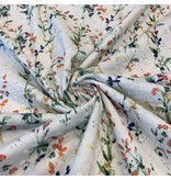 Cotton Cambric Embroidered 3031