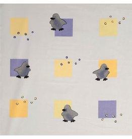 Popeline de coton design enfant 2894