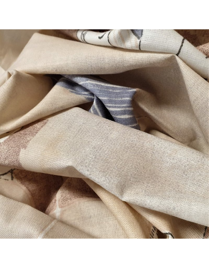 Baumwollpopeline Kinderdesign 2895