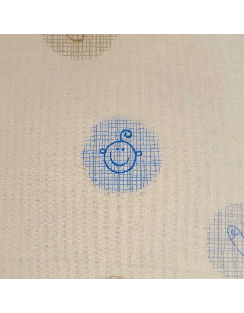 Baumwollpopeline Kinderdesign 2896
