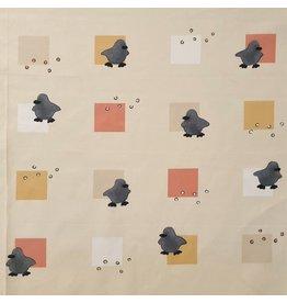 Popeline de coton design enfant 2897