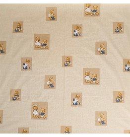 Popeline de coton design enfant 2898