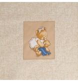 Katoen Poplin kinderdessin 2898