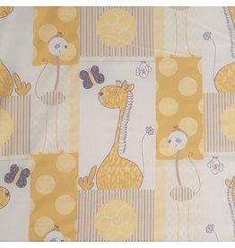 Popeline de coton design enfant 2899