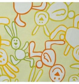 Popeline de coton design enfant 2900