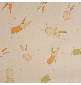Popeline de coton design enfant 2901