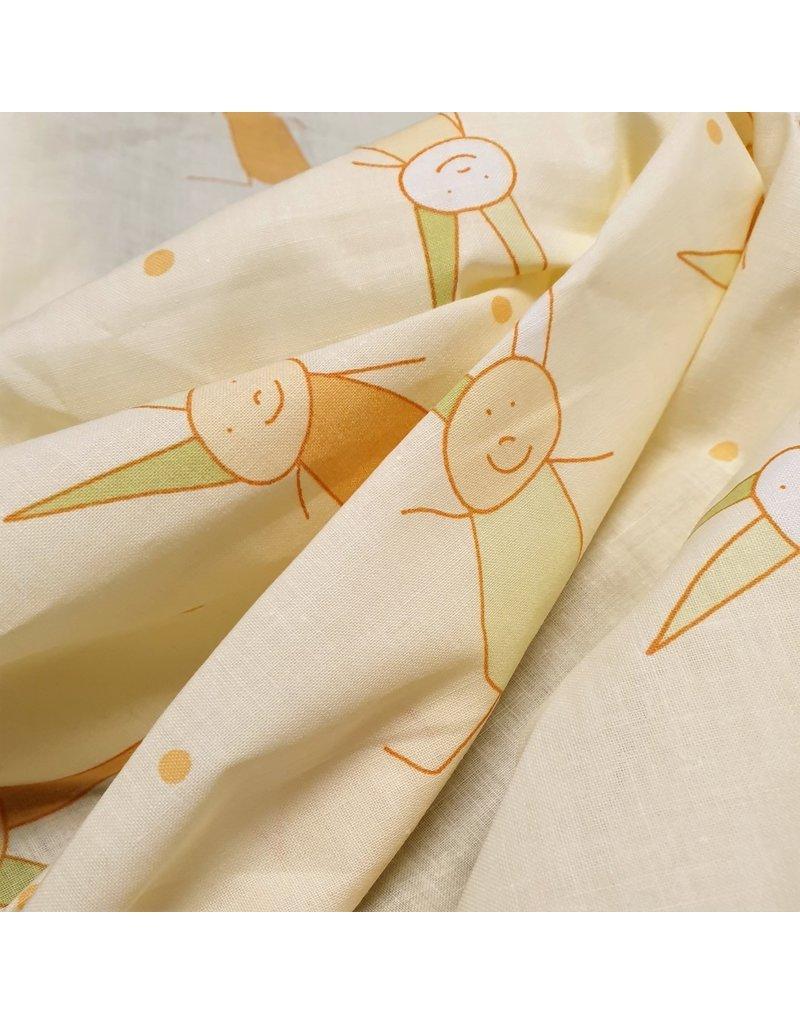 Baumwollpopeline Kinderdesign 2901
