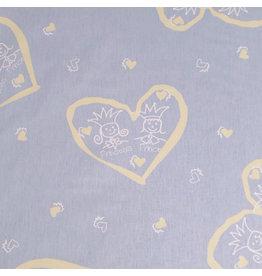 Popeline de coton design enfant 2902