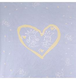 Popeline de coton design enfant 2903