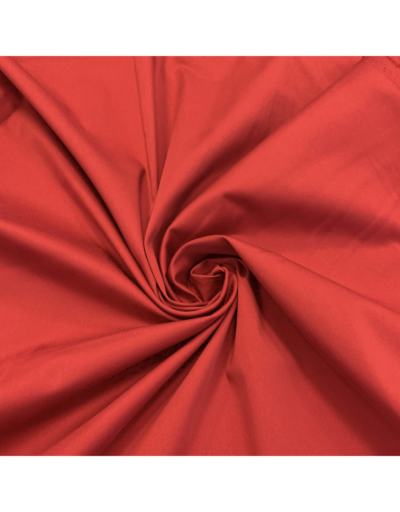 Satijnkatoen Comfort Stretch SK03 - rood