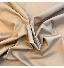 Satin de coton Comfort Stretch SK04 - Beige
