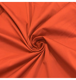 Satin cotton Comfort Stretch SK06 - orange