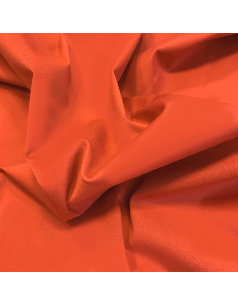 Satijnkatoen Comfort Stretch SK06 - oranje