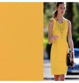 Satin Cotton Comfort Stretch SK07 - jaune !NOUVEAU!