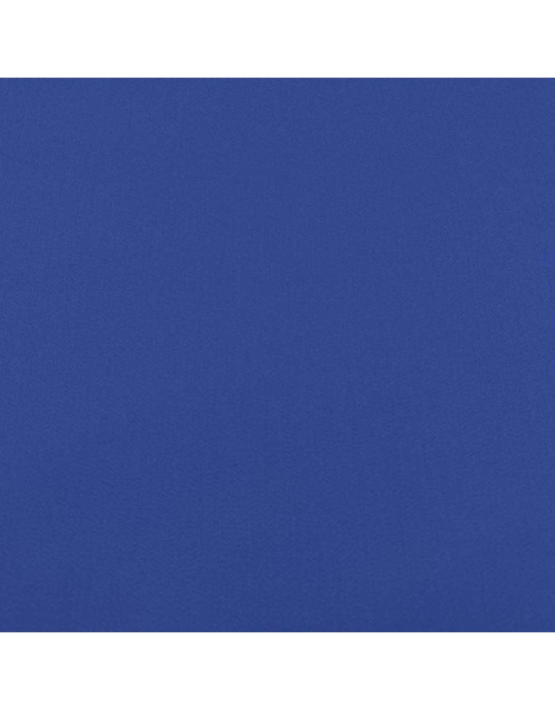 Satijnkatoen Comfort Stretch SK09 - kobaltblauw